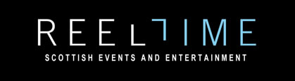 Reel Time Events Logo