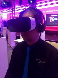 Virgin Virtual Reality Conference
