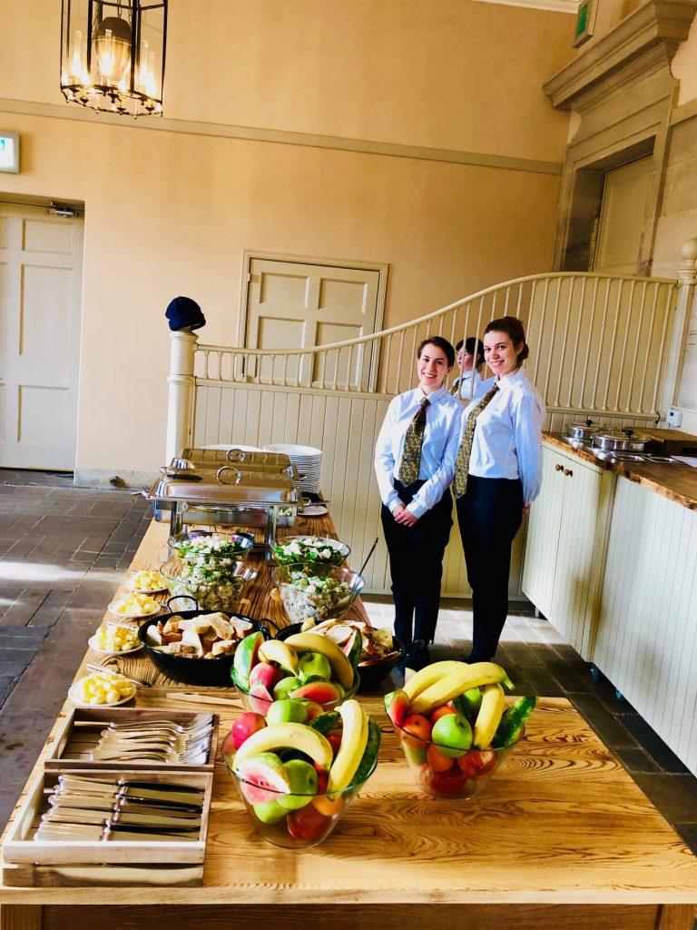 Heritage Portfolio Catering Hopetoun house