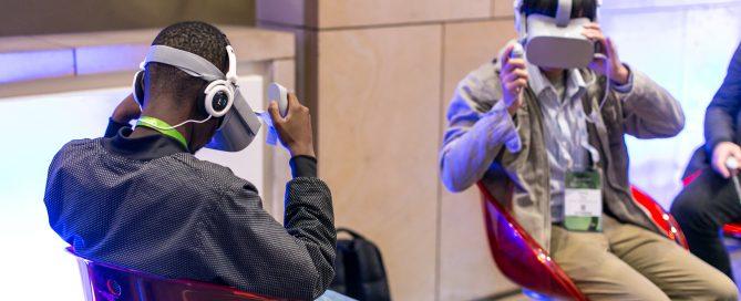 Scottish Virtual Reality